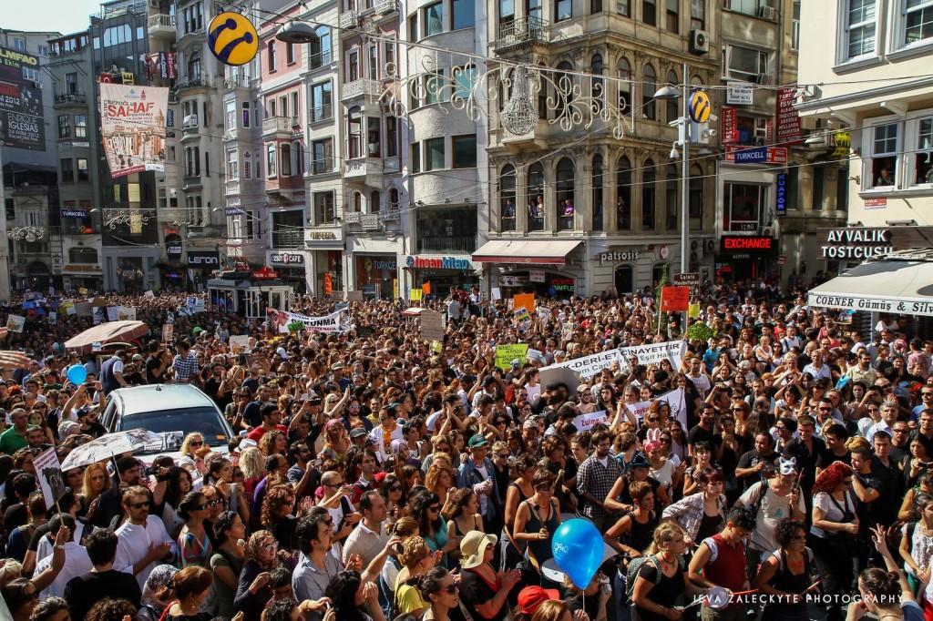 Taksim Protest 228-31